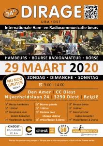 *** AFGELAST ***  Hambeurs DiRaGe @ Cultureel Centrum Den Amer | Diest | Vlaanderen | België
