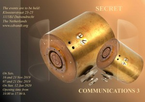 3e Secret Communications expositie @ Duivendrecht | Noord-Holland | Nederland