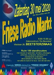 *** AFGELAST ***  42e Friese Radio Markt @ Zalencentrum de Buorskip | Beetsterzwaag | Friesland | Nederland