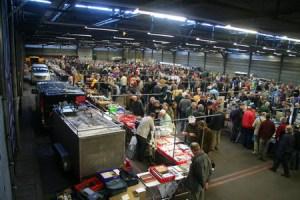 *** AFGELAST ***  37e Radio Onderdelenmarkt Assen @ Flowerdome | Eelde | Drenthe | Nederland