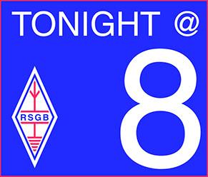 RSGB webinar Tonight@8 @ (online)